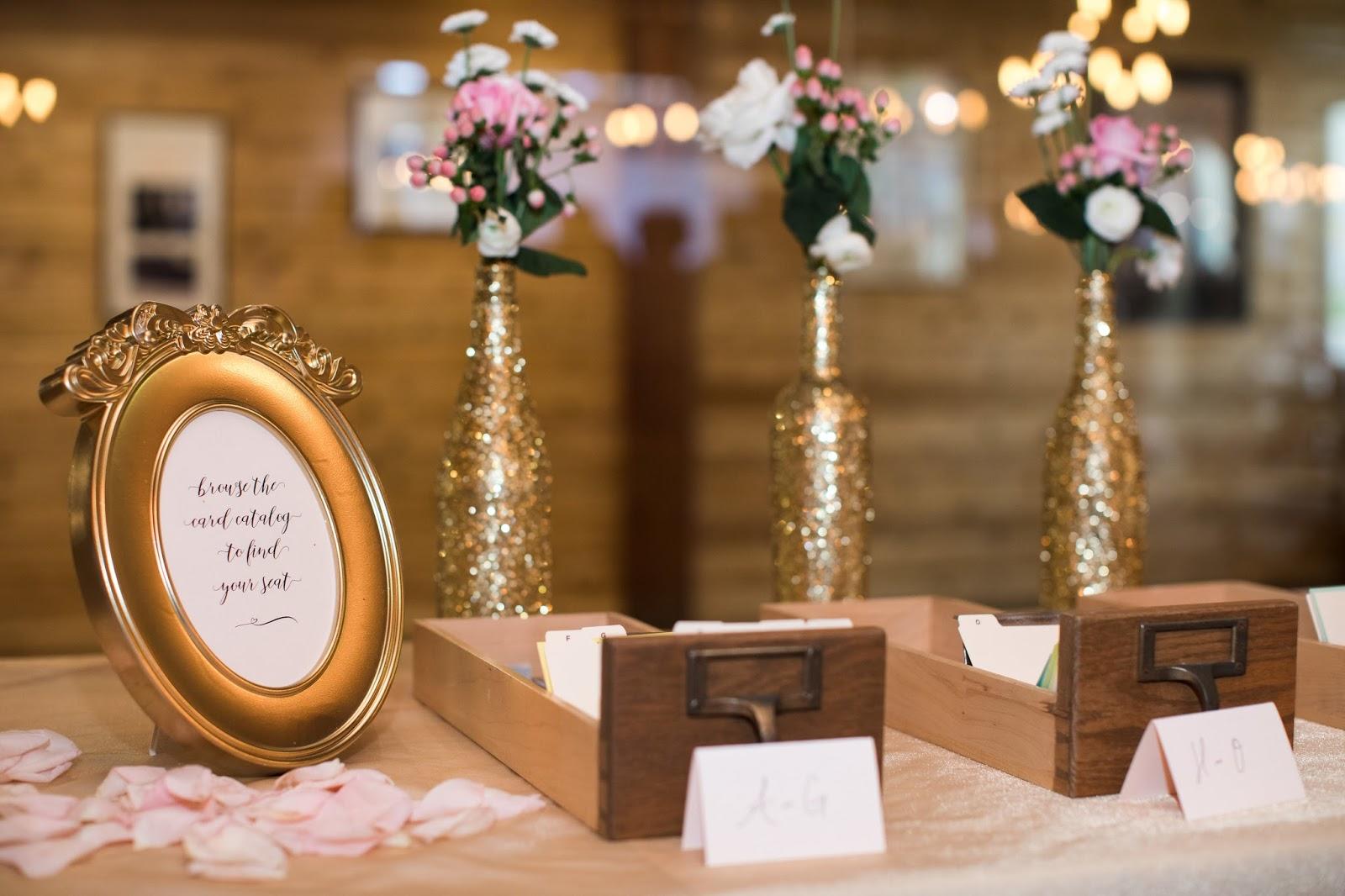Lisas Yarns Our Wedding Details