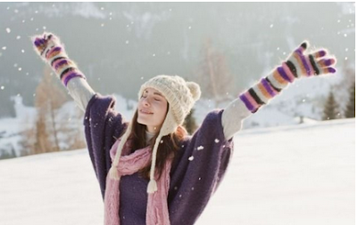 liburan, wisata, luar negeri, musim dingin, salju,