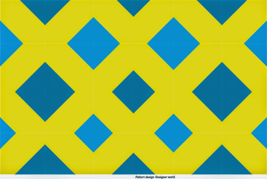 A Collection Of Attractive Geometric Patterns Design Ideas