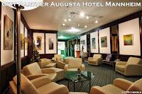 Hotelfotografie Lobby fotografieren Augusta hotel mannheim
