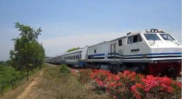 Tiket Kereta untuk Libur Natal dan Tahun Baru Sudah Bisa Dipesan
