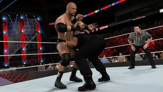 WWE 2K15 Đô Vật Mỹ