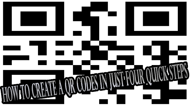 How to Create a QR codes in just four quick steps