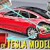 كيف تعمل سيارة  تسلا الكهربائية  ؟ How does an Electric car work