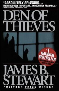 https://www.amazon.com/Den-Thieves-James-B-Stewart/dp/067179227X