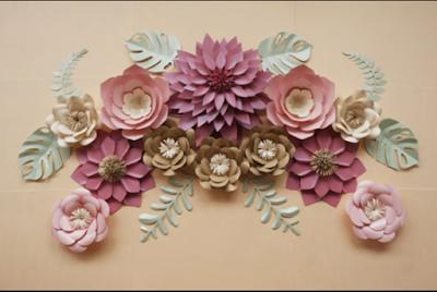 Inspirasi Hiasan Dinding  Dari Kertas Yang Membuat Anda  Kerasan Di Dalam Kamar 14