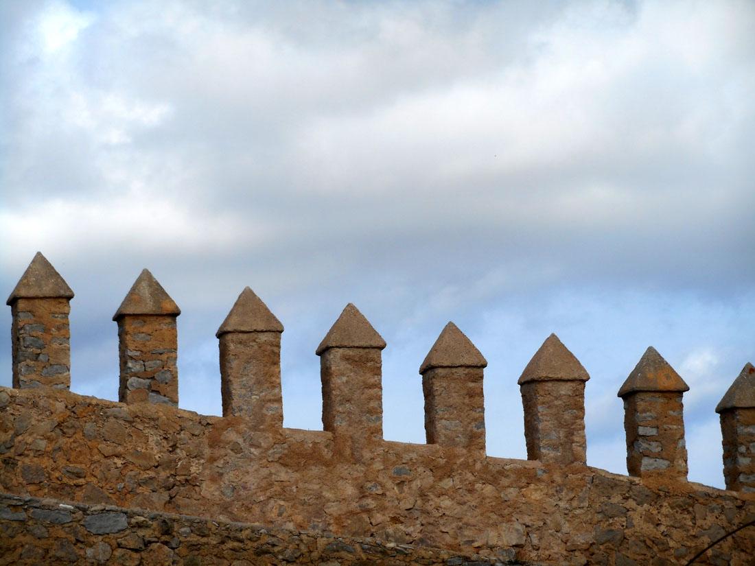 Il castello di Artà