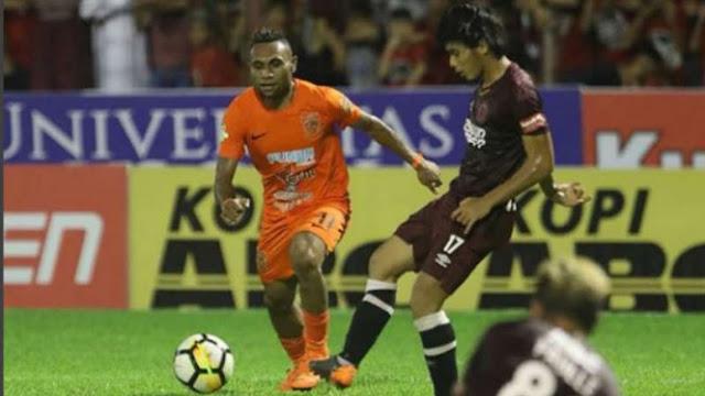 Video Cuplikan Gol PSM Makassar 1-0 Borneo FC I Liga 1 Pekan Ke 9