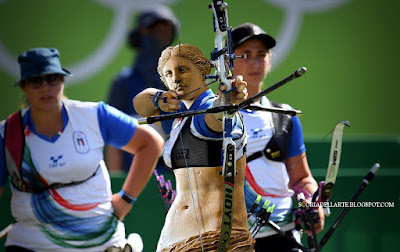 fotomontaggi olimpiadi 2016-Venere di Milo-