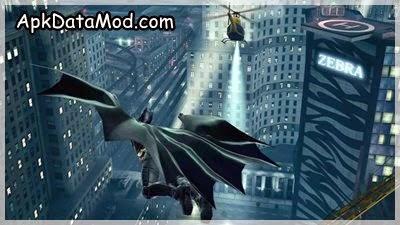 The Dark Knight Rises 1 1 6 Mod Apk by Gameloft - Apk Data Mod