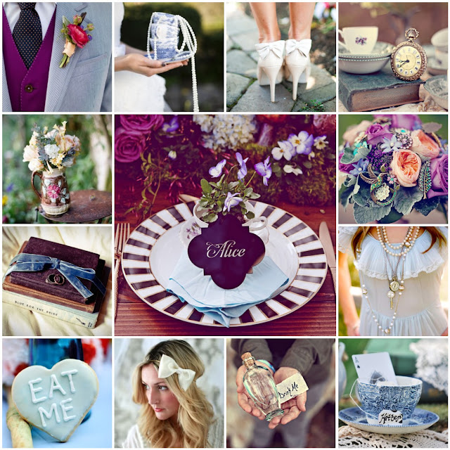 Tari's Blog: One Of Our Very Fun Brides Is Doing An Alice