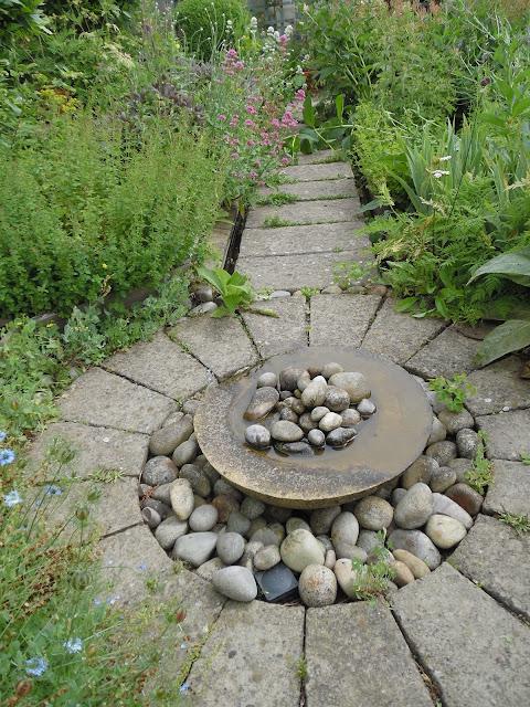 element wodny w ogrodzie