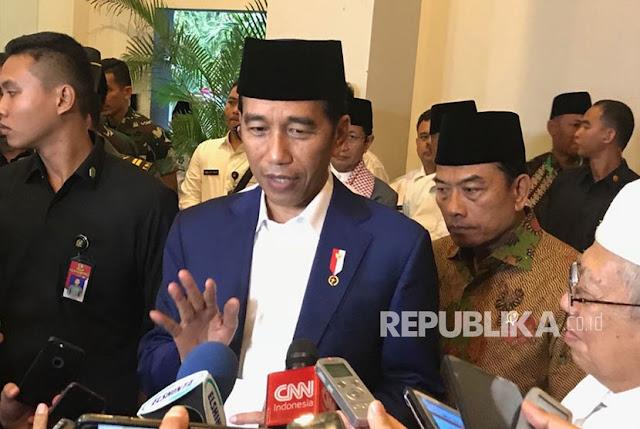 Ini Alasan Elektabilitas Jokowi Turun Menurut Survei Median