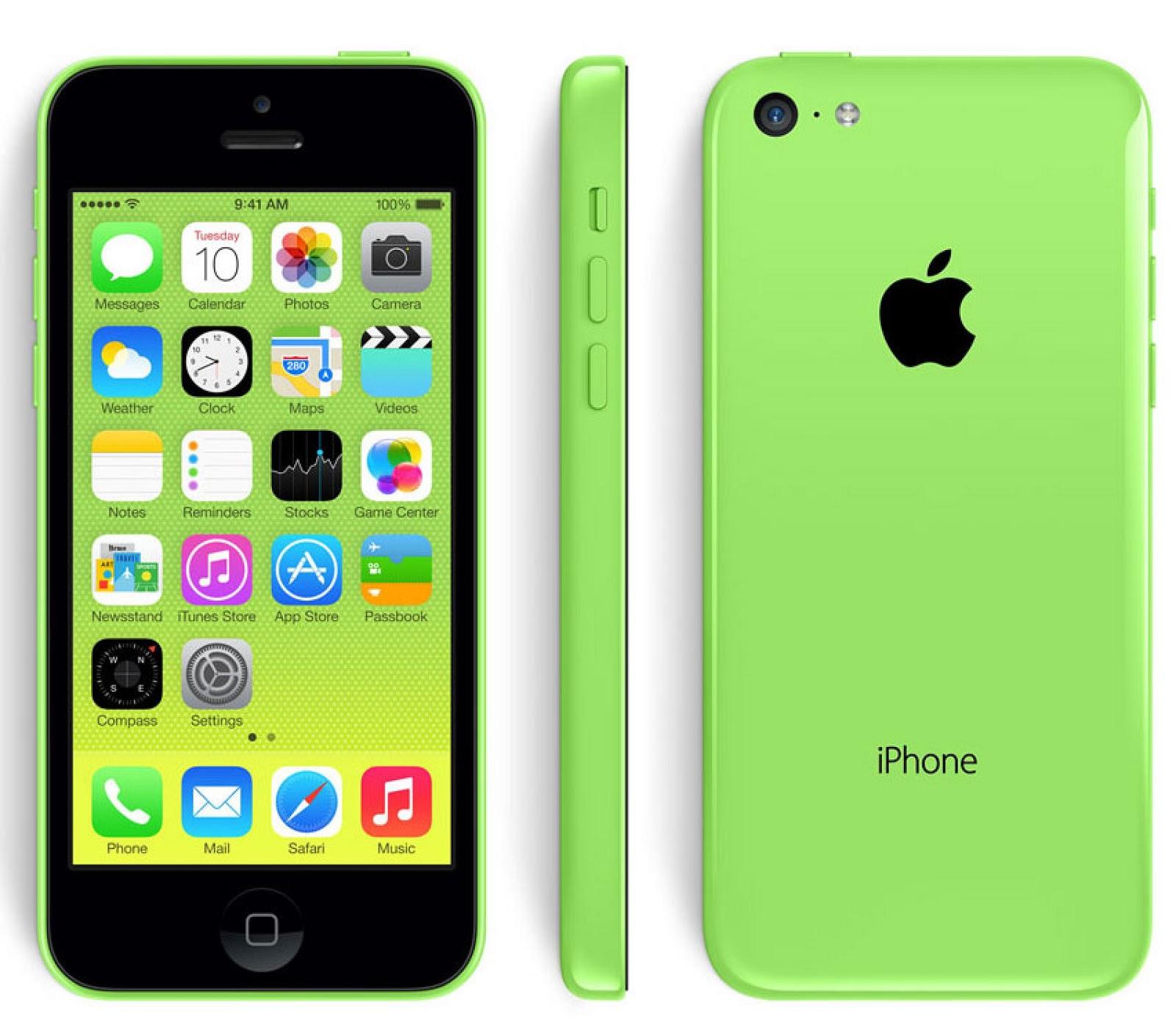 Kelebihan dan kekurangan iphone 5c