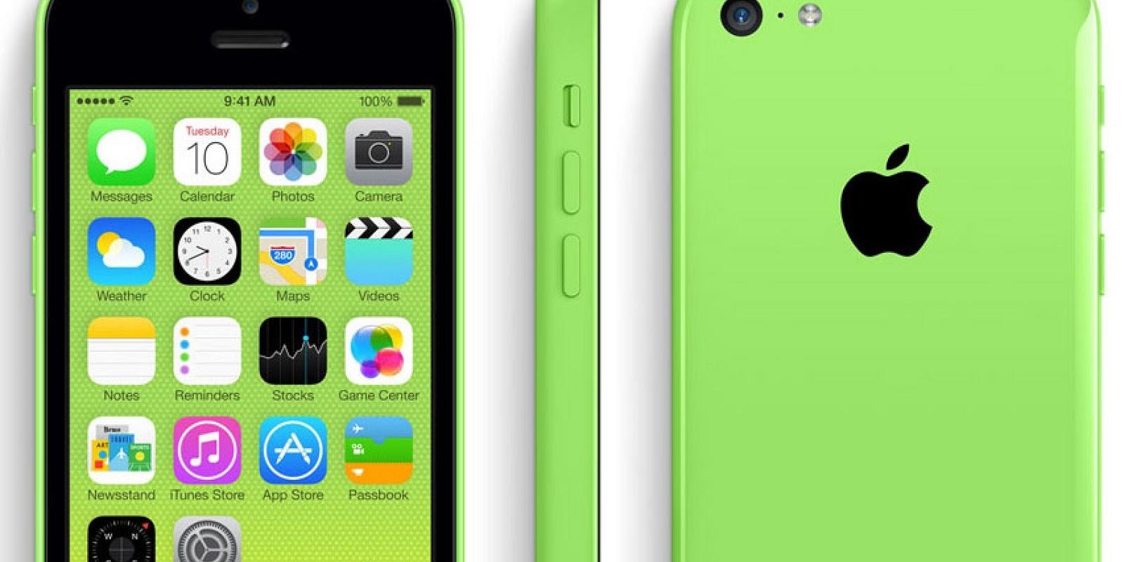 iPhone 5c Dengan Kamera 8MP Terbaru 2017 - Review Kelebihan dan kekurangan