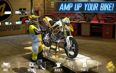 Super Motocross - Balap Motor Cross Terbaru