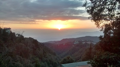 Dalhousie sunset images