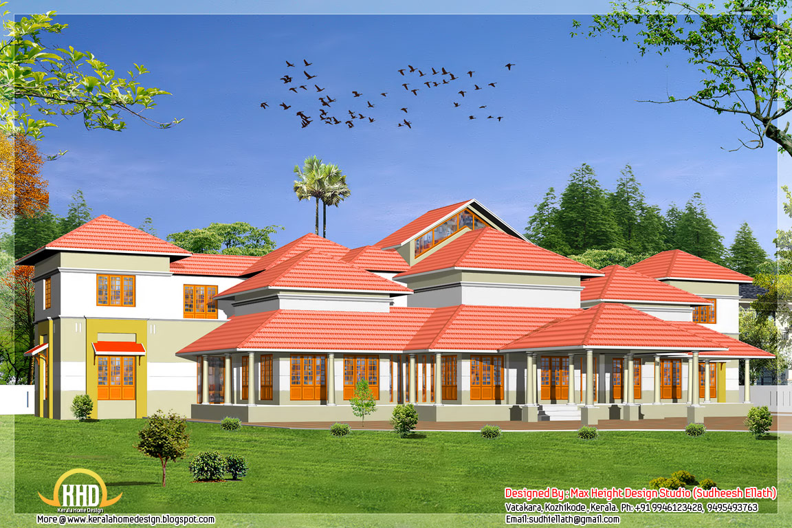 Super luxury home with swimming pool inside kerala home for Pool design in kerala