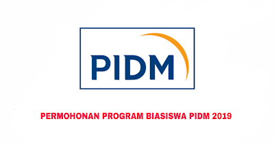Permohonan Program Biasiswa PIDM 2019 Online