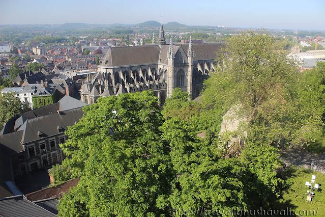 Mons Belfry UNESCO Belgium