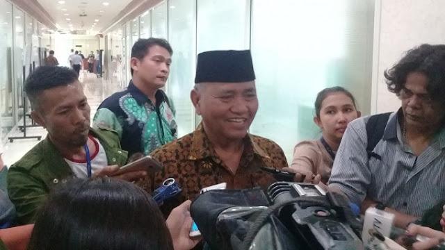 KPK Tetapkan Seluruh Pimpinan DPRD Jambi Jadi Tersangka