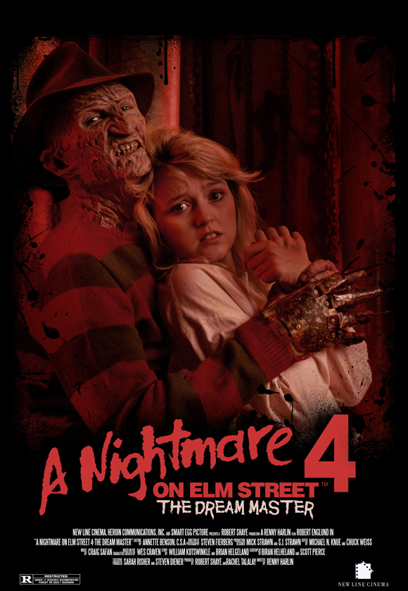 A Nightmare on Elm Street 4 The Dream Master (1988) นิ้วขเมือบ ภาค 4