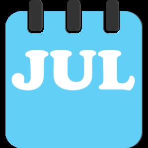 Logo Bulan Juli