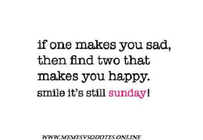 Smile its sunday