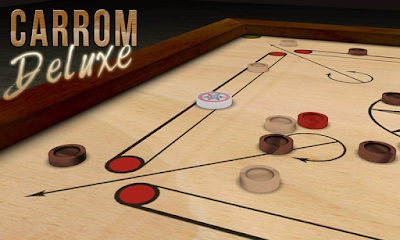 game carrom deluxe, game karambol android