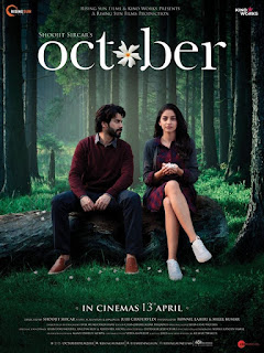 October First Look Poster