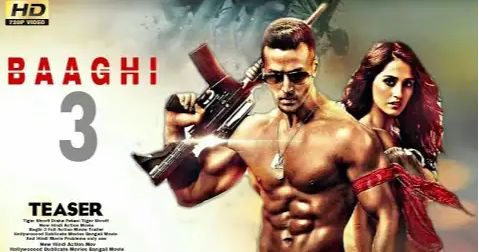 Baaghi 3 Full Movie Download Online Leaked By Tamilrockers Mdigitalera