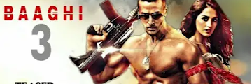 Baaghi 3 Full Movie Download Online Leaked by TamilRockers
