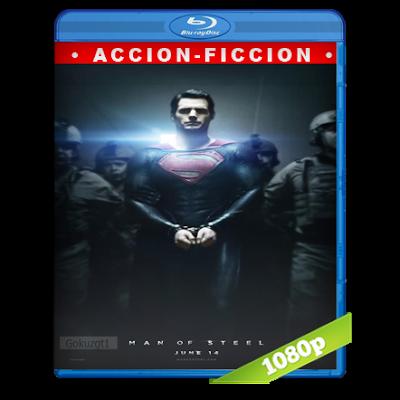 El Hombre De Acero (2013) BRRip Full 1080p Audio Trial Latino-Castellano-Ingles 5.1