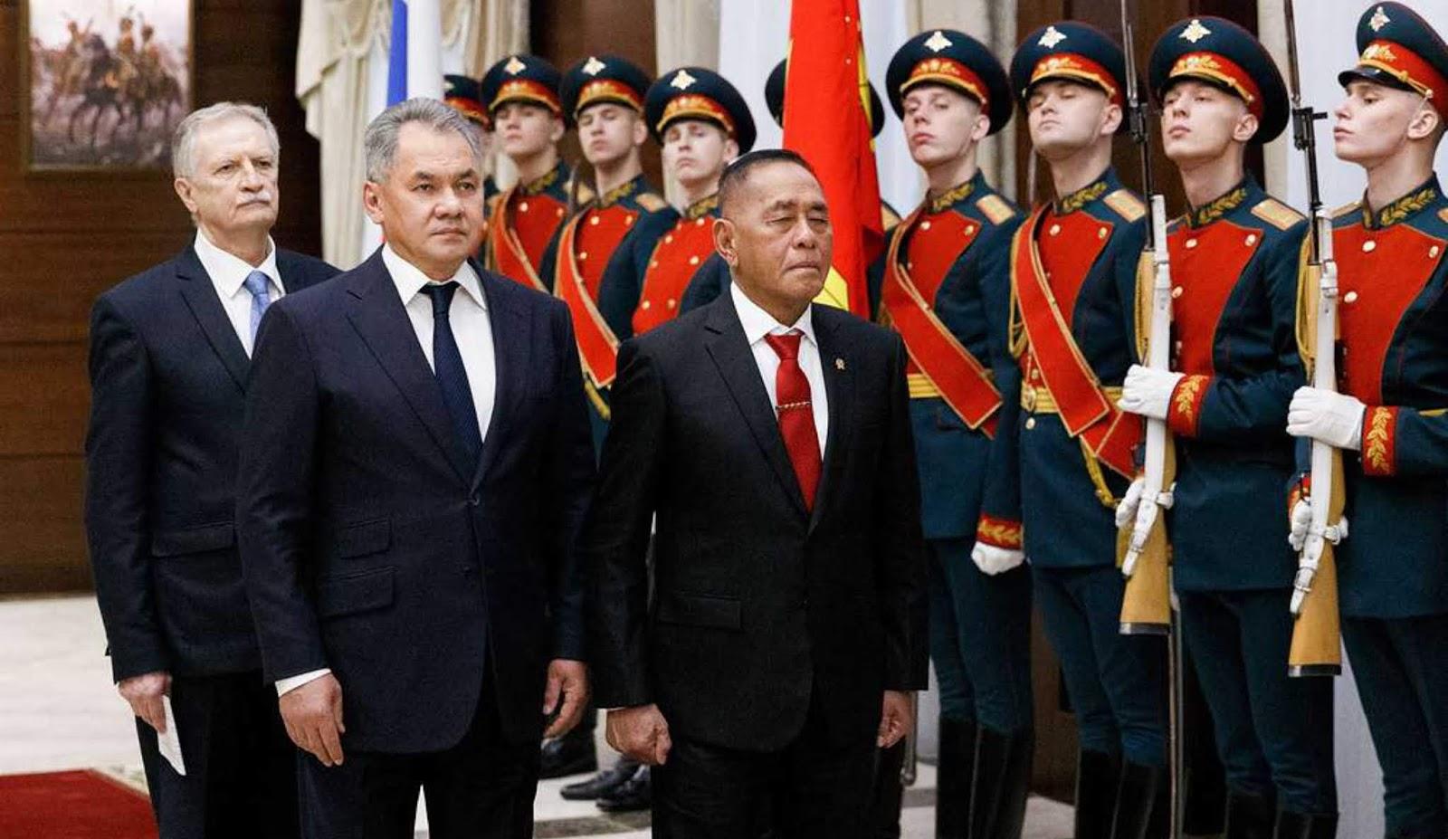Indonesia salah satu mitra utama di kawasan Asia-Pasifik
