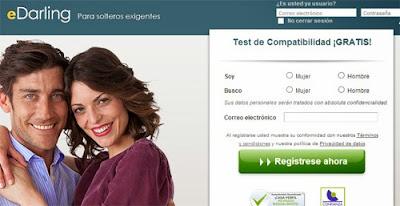 Test de compatibilidad Edarling