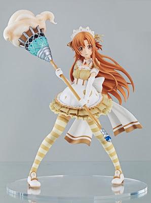 Figura Asuna Maid World B Special Color Ver. Sword Art Online SAO