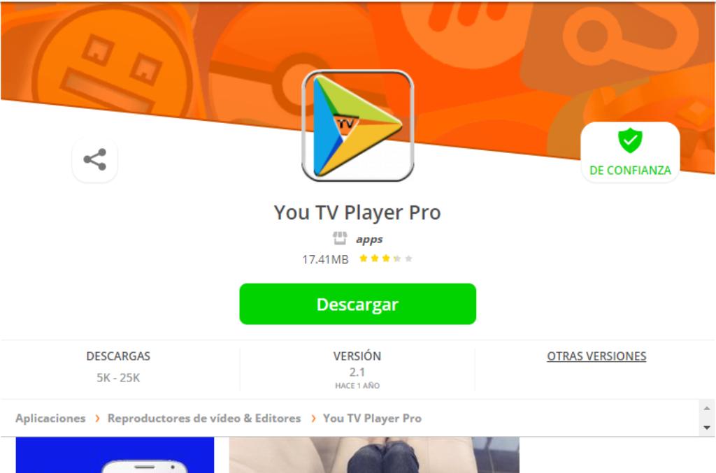 you tv player pro descargar gratis