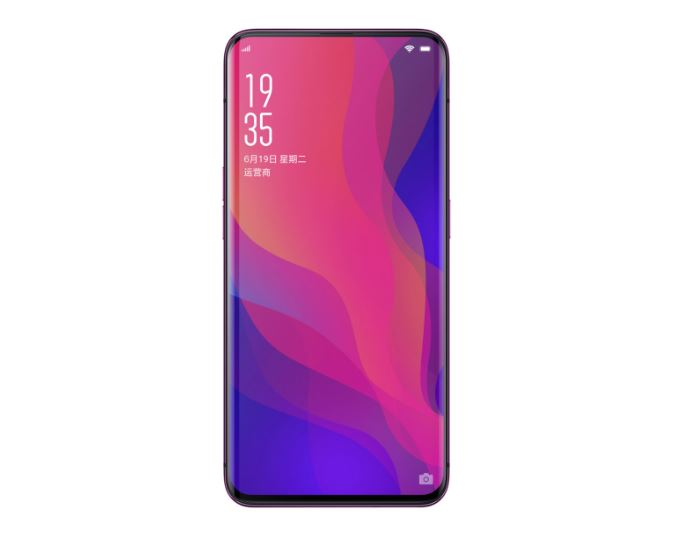 OPPO Find X still remain the best phone release so far this year