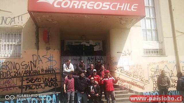 Trabajadores Correos de Chile - Osorno