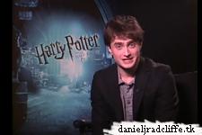 Daniel introduces IMAX (Half-Blood Prince)
