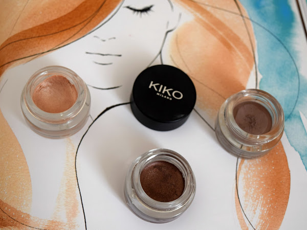 KIKO Cream Crush Eyeshadows Review
