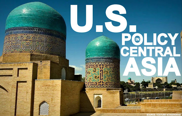 OPINION | U.S. Policy in Central Asia