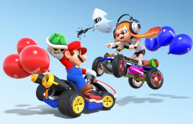Mario Kart 8 Deluxe calienta motores y presume de detalles