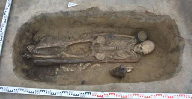 Oldest necropolis in the Altai region discovered