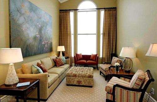 52 Contoh Dekorasi Ruang Tamu Kecil Indah Ber a Modern dan Nyaman