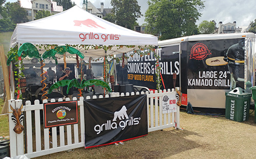 Memphis In May 2017 Grilla Grills Team Site