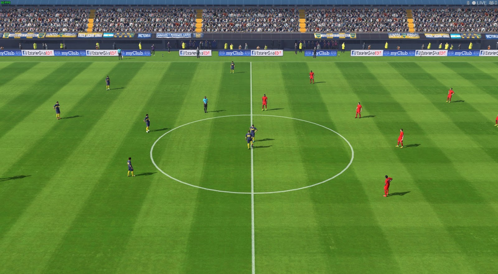 PES 2017 | HD PITCH & GRAPHICS | LOW & HIGH PC´S | Pes Free Downloads