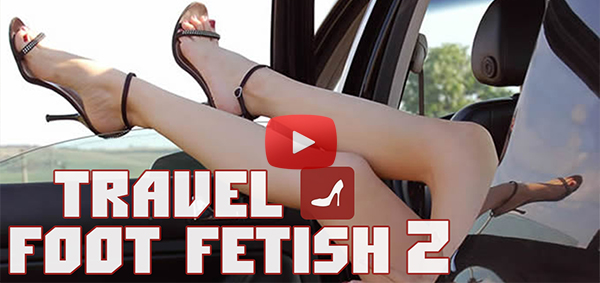 красивые женские ножки видео