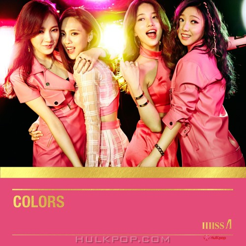 Miss A – Colors – EP (FLAC + ITUNES PLUS AAC M4A)