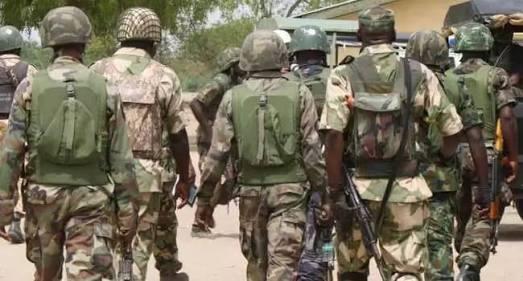 Nigeria Military Personnel